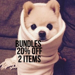 Other - Bundles are always 20% off 2 items or more